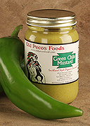 Green Chile Mustard
